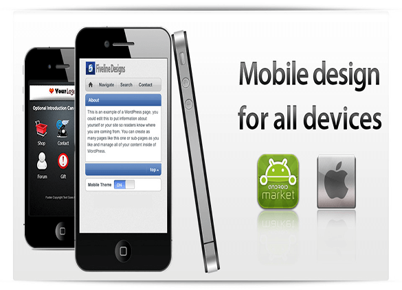 Mobile-design-banner