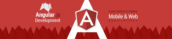 web development with angularJS